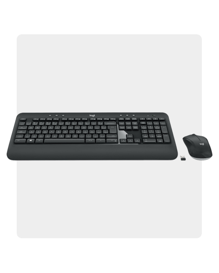 Combo Mouse e Teclado Logitech MK540