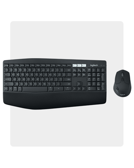 Combo Mouse e Teclado MK850