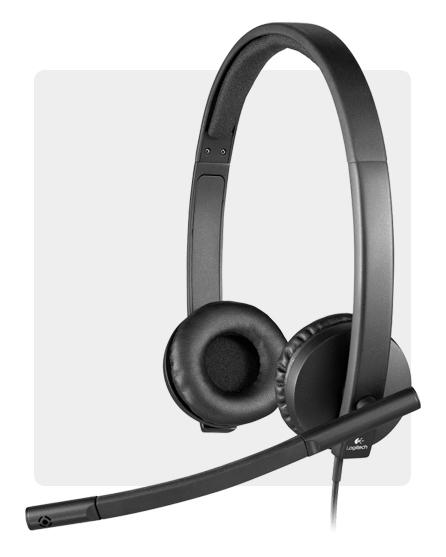 Logitech H570E (Estéreo)